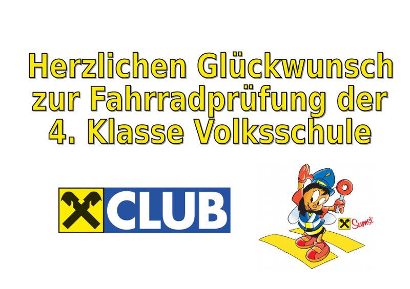 Plakat Fahrradprüfungjpg